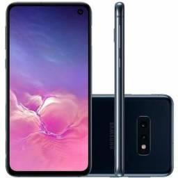 Samsung Galaxy S10e, Preto, 128 GB, usado