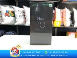 Celular Note 10 da Xiaomi - Lançamento
