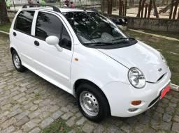 Vendo Chery QQ 2011/2012 gasolina completo 60 mil km - 2012