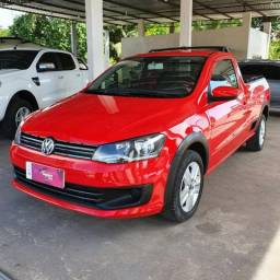 Volkswagen Saveiro 2014 1.6 Mi Cs 8v Flex 2p Manual G.Vi - 2014