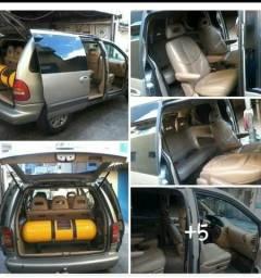 Chrysler Caravan 98 v6 3.3 7 lugares - 1998