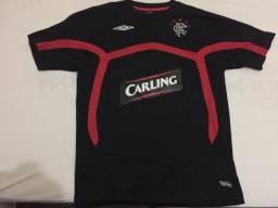 Camiseta Rangers da Escocia