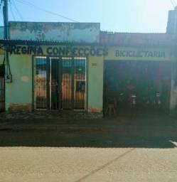 Vendo casa com ponto de comércio,no bairro santa Inês ,próximo a corrente