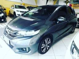 Honda Fit Ex 1.5 2018 Automático com 7 marchas Completo, Único Dono 27 Mil Km - 2018