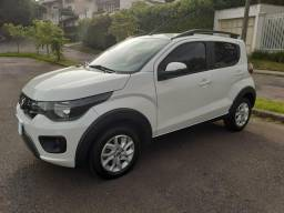 Fiat Mobi Way On 2017,Novíssimo Apenas 5.500 km Particular - 2017