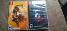Mortal Kombat 11, resident evill colection