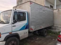Caminhão pronto pra trabalhar - 1992
