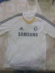 Camisa camiseta masculina do Chelsea usada Tam M 5277267b9919c