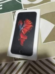 IPhone 6s, 32 GB. Aceito cartão!