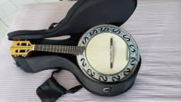 Banjo Carlinhos Luthier Nº 1 - Marfim