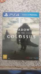 Jogo shadow of the colossus (ps4)