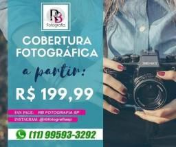 Cobertura Fotográfica - Clicks Ilimitados