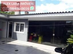 Casa para venda em pelotas, três vendas, 4 dormitórios, 1 suíte, 3 banheiros, 2 vagas