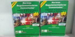 Livro de NR para Técnicos de Segurança