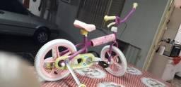 Bicicletinha bandeirantes infantil