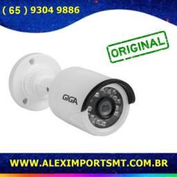 Câmera de Segurança Bullet IP Infravermelho 30 Metros 2.0mp 1/2.7 3,6mm com Dwdr cuiaba