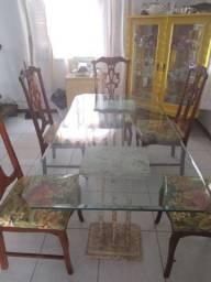 Mesa de vidro 10mm