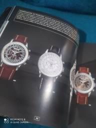 Manual Breitling top sem uso