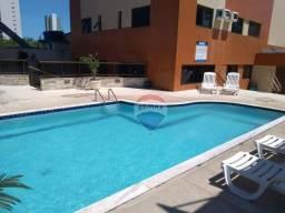 Apartamento com 2 dormitórios à venda, 98 m² - Pitimbu - Natal/RN