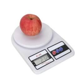 Balança Digital Eletrônica de Alta Precisão Alimento Cozinha Dieta 10kg