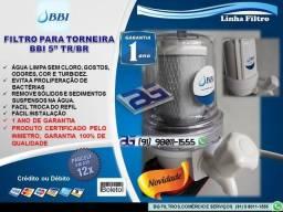 Filtro de água para Torneira BBI 5 TR/BR-Entrega e Instalação Grátis