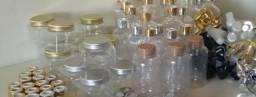 Kit Saboaria Artesanal (FRASCOS,VIDROS,VALVULAS ETC)
