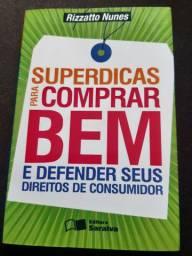 Livro Super Dicas para comprar bem