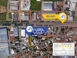 Área à venda, 2262 m² por R$ 1.300.000,00 - Parque Oeste Industrial - Goiânia/GO