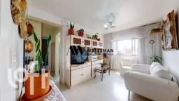 Apartamento à venda com 1 dormitórios em Bom retiro, São paulo cod:9059