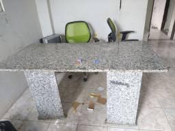 Vendo essa mesa d granizo R$ 450