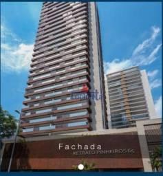 Apartamento com 2 dormitórios à venda, 73 m² por R$ 1.130.000,00 - Pinheiros - São Paulo/S