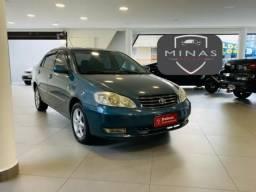 Toyota corolla 2003 1.8 xei 16v flex 4p manual