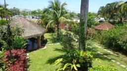 Frente a praia p/10 pessoas, 3 dormitórios- Maranduba - Ubatuba