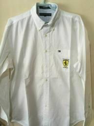 Camisa Tommy Hilfiger original G. Modelo italiano