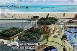 Apartamento Praia dos Anjos Residence Club - Venha viver nesse paraíso