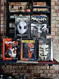 Kit Set Book & Mask - Importados - Aceito troca