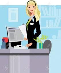 Secretaria assistênte *