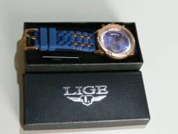 Relógio de luxo lige original