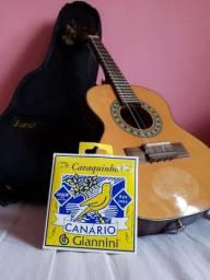 Cavaquinho Terra Brasil - Tagima, usado, com case.