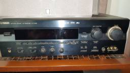 Yamaha av receiver r-v1105 home theater cinema dsp