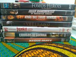 Lote 30 DVDs
