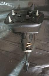 Retrovisor direito Honda Fit 2015 elétrico cinza