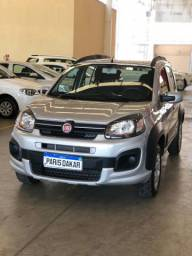 Fiat uno way 1.3 (oferta) ano 2019