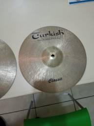 Hi Hat Turkish Classic Flat 4 Holes 12 - Liga B20 Turca