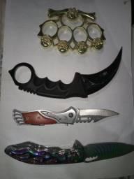 Vendo facas