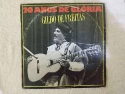 Vinil Gildo de Freitas 20 anos de Gloria