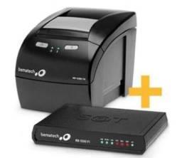 Kit SAT Fiscal RB-2000 FI + Impressora MP-4200 TH - Bematech