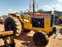Trator CBT 8240 ano 92 Motor Perkins - Tk Tratores Nova Andradina - MS