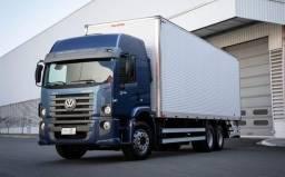 Primeiro caminhão parcelado.!