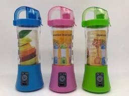 Copo Mixer Portátil Juice Cup (A Bateria)